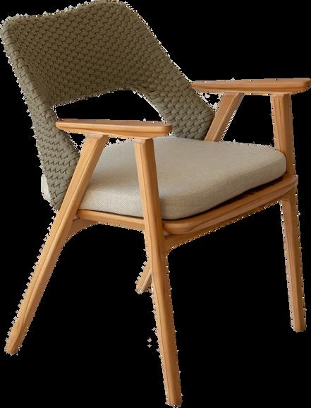 Cadeira com braço Vereda
