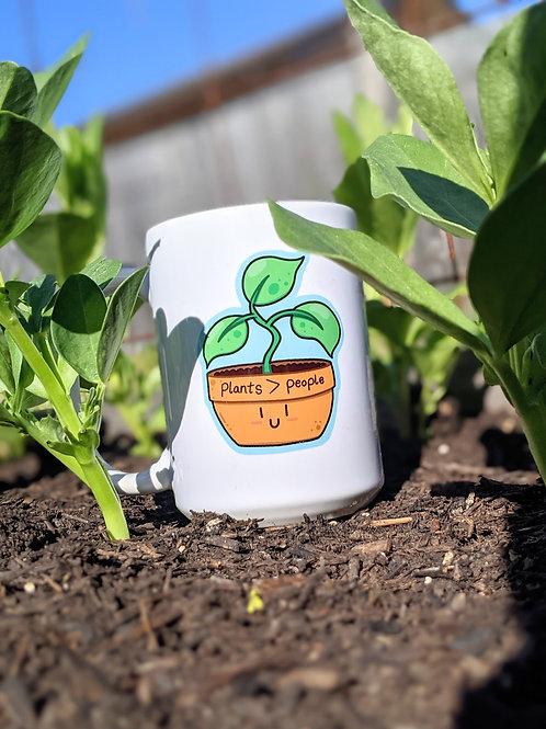 Plants > People - Mug