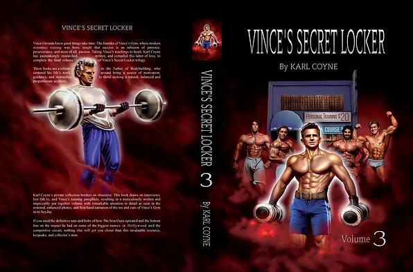 Vince's Secret Locker Volume 3 by Karl Coyne