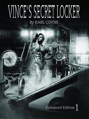 "VINCES SECRET LOCKER V1 PB ""Mystical Cover"""