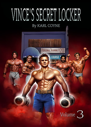 VINCES SECRET LOCKER Volume 3 PB