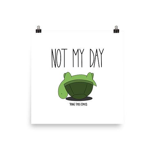 Noto My Day - Print