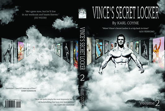 Vince's Secret Locker Volume 2