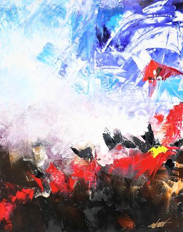 Revolution Huile sur toile 80x100.JPG