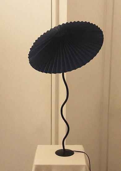 Lampada Cappello (più grande) - Blue Notte