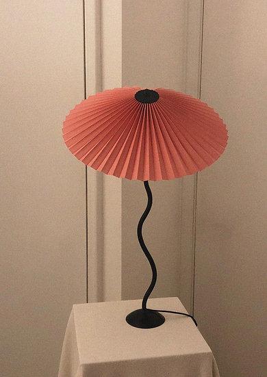 Lampada Cappello (classica) - Corallo