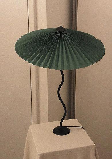 Lampada Cappello (classica) - Verde