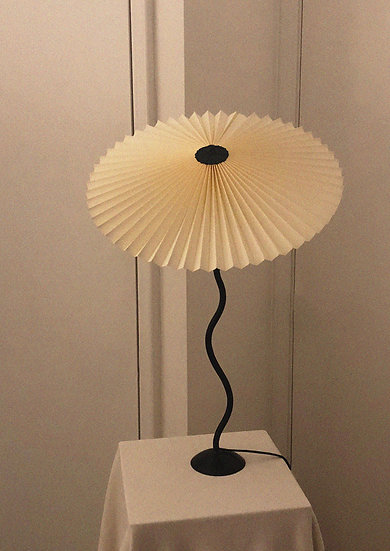 Lampada Cappello (classica) - Avorio