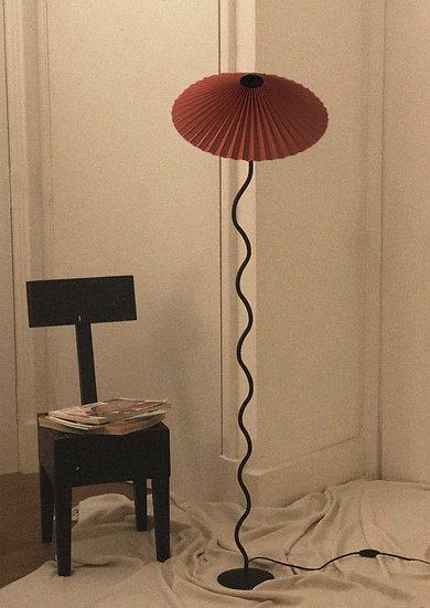 Lampada Cappello (da terra) - Mattone