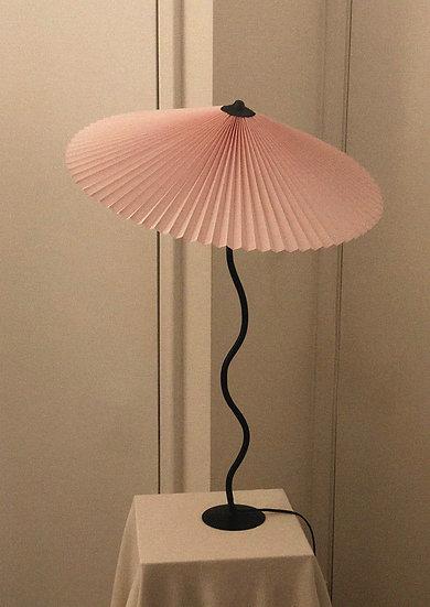 Lampada Cappello (più grande) - Rosa Chiaro