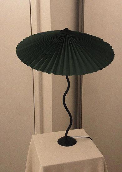 Lampada Cappello (classica) - Verde Scuro