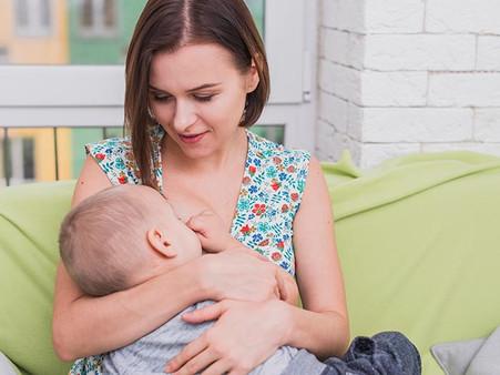 O Poder do Afeto no Desenvolvimento Emocional da criança durante a Amamentação