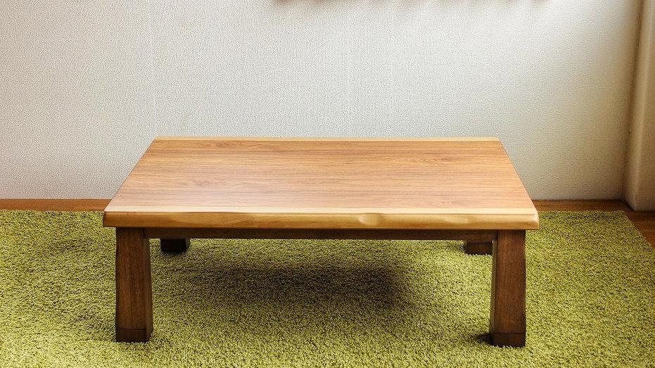 家具調こたつ クラフト W120cm