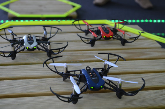 Animation drone I F1 Fanzone I Worldwide