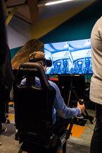 Simulateur de vol I Virtual Reality Night 2.0 I Coworking Namur