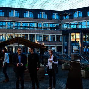 Animation Drones -  Portes Ouvertes UCL Louvain