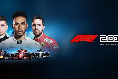 Organisation tournoi esport I F1 2019