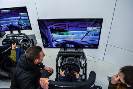 Location Simulateur de course Silver - Porsche Days - Spa-Francorchamps