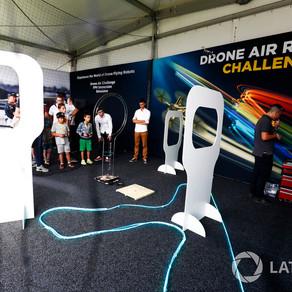 Fanzone F1 2017 I Activité & animation Drone