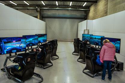 Simulateur de course Silver I Porsche Days I Spa-Francorchamps