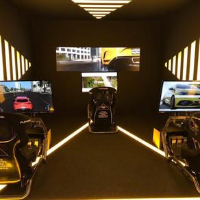 Location Simulateur de course - Belgique I France I Luxembourg