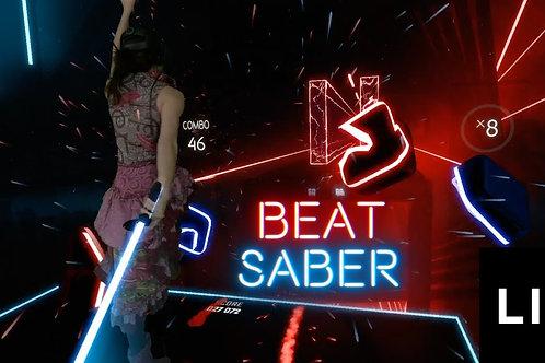 Innov4Events I Animation Réalité Virtuelle I Beat Saber