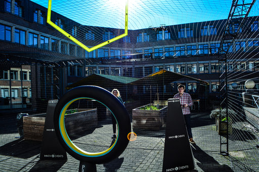 Animation Drone I UCL Louvain I Louvain-La-Neuve