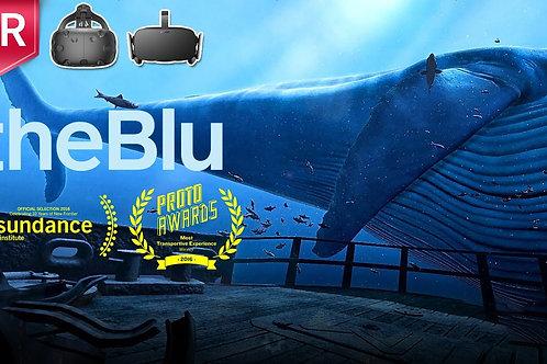 Innov4Events I Animation Réalité Virtuelle I The Blu VR - 1