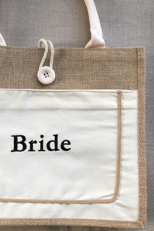 The BRIDE bag