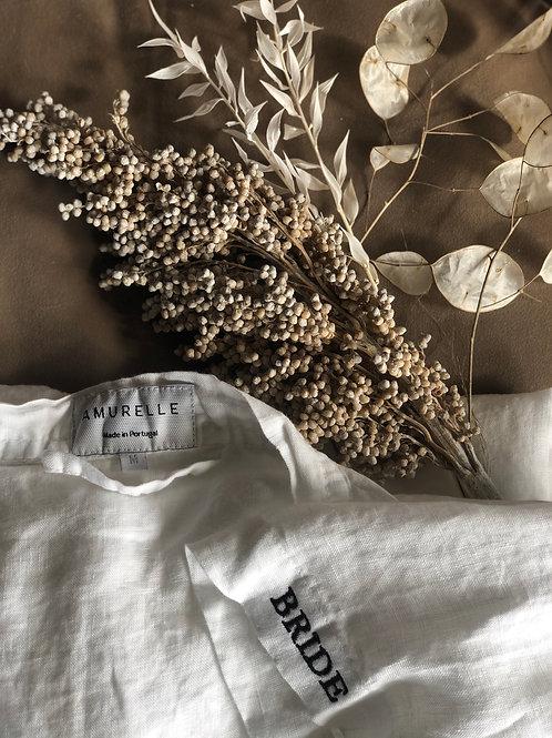 The One X Amurelle Bridal Robe