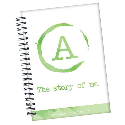 The story of me - Personalised Journal