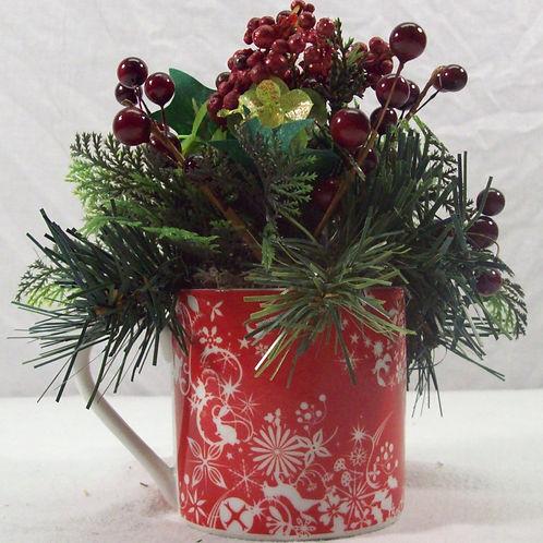 Christmas Berries Cup