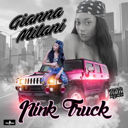 """ Pink Truck"" by Gianna Milani"