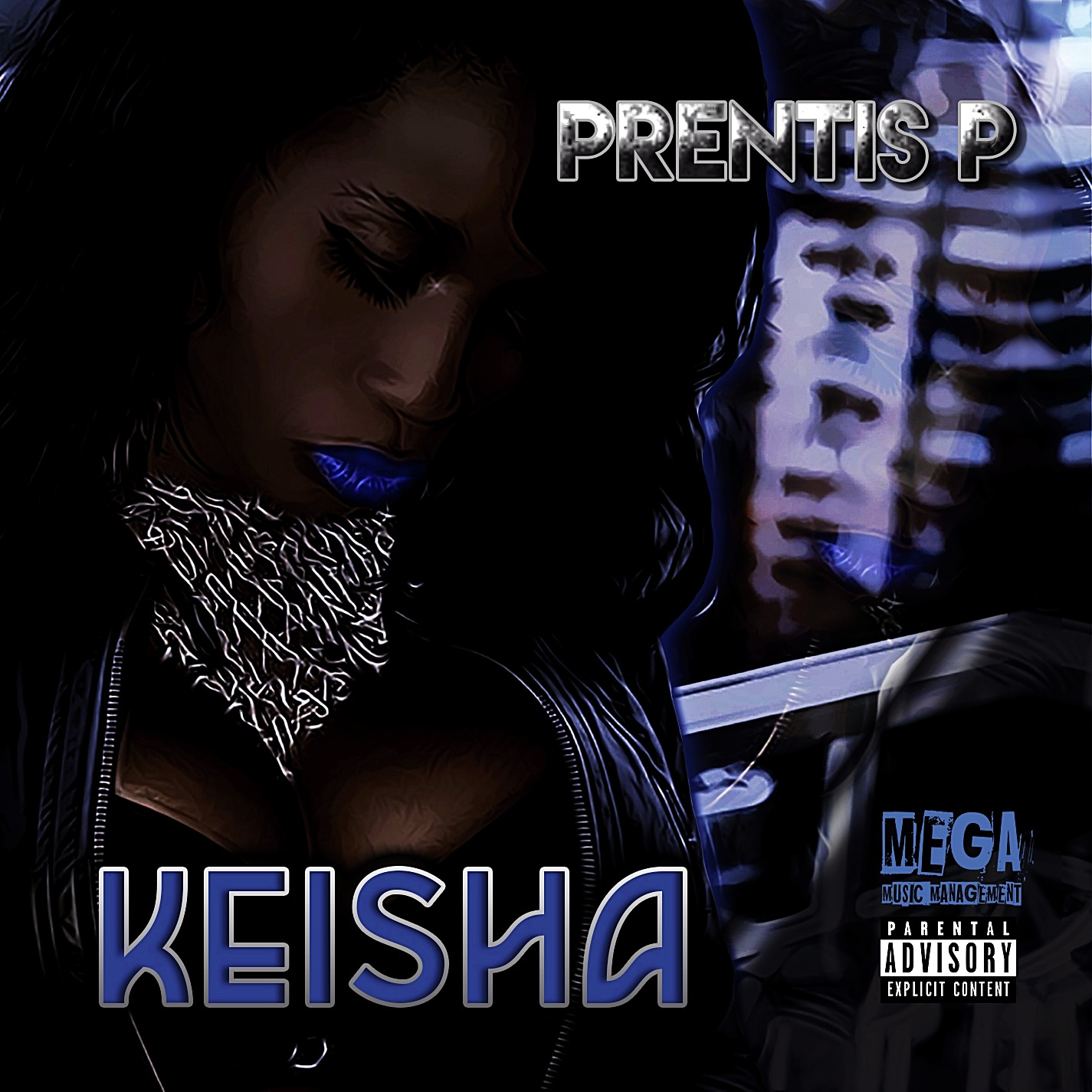Keisha - Hot New Single by Prentis P_edited
