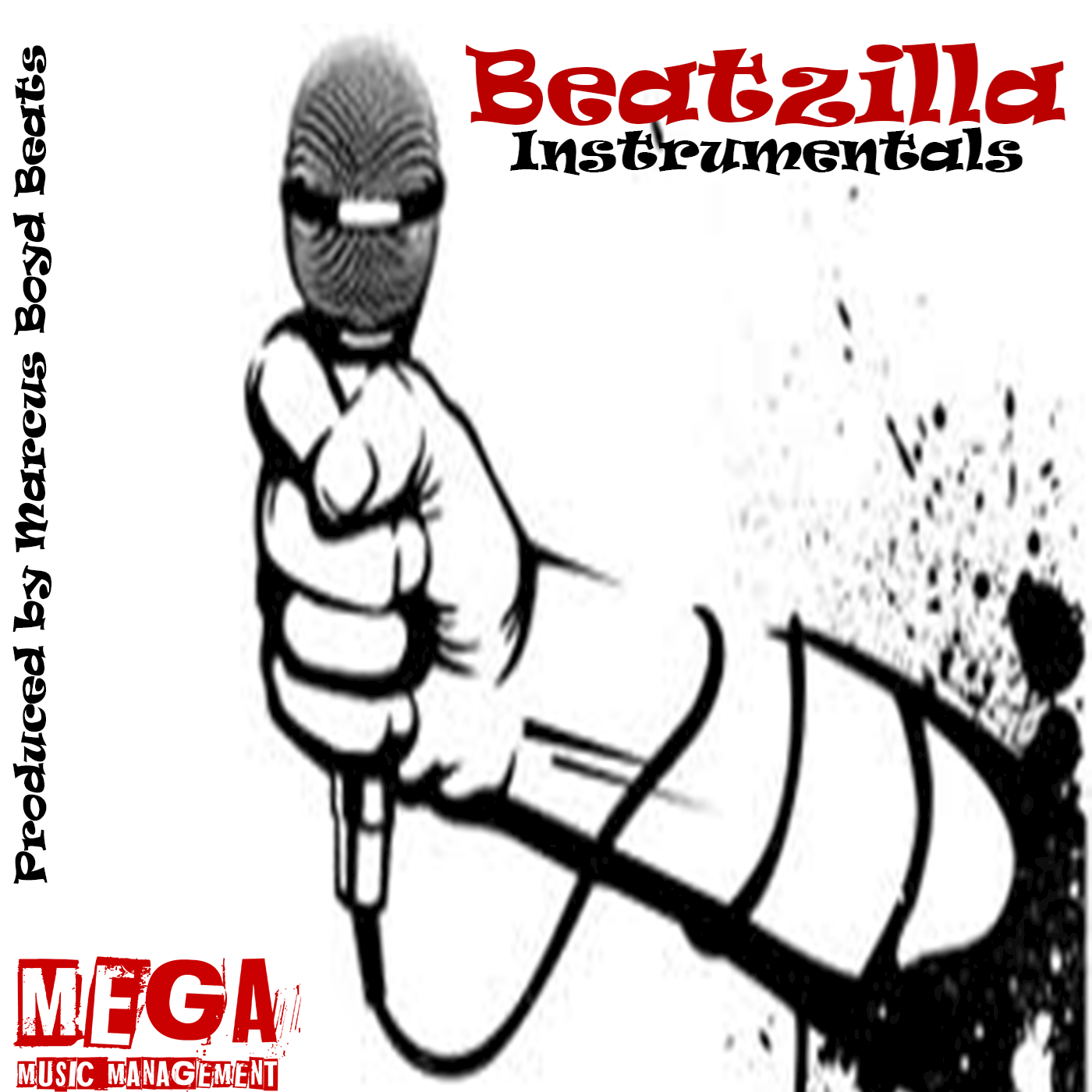"""Beatzilla"" by Marcus Boyd"