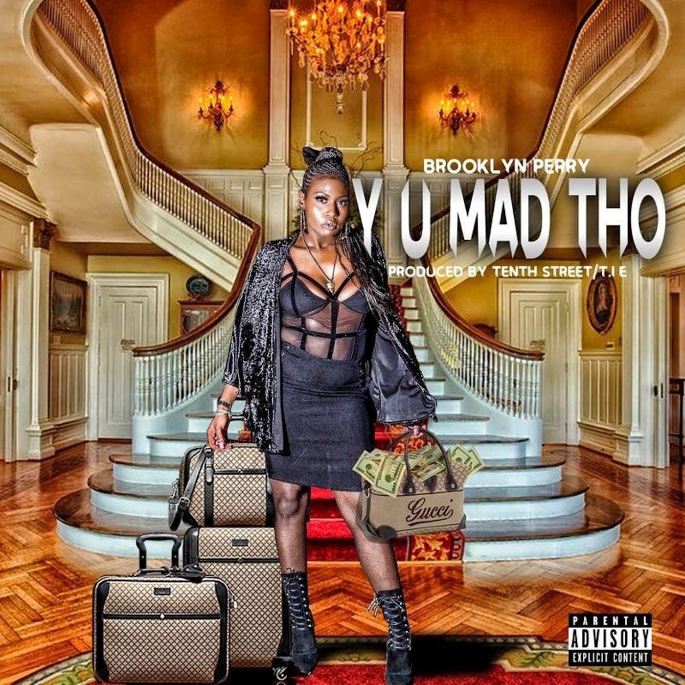 Y U MADD THOU by Brooklyn Perry