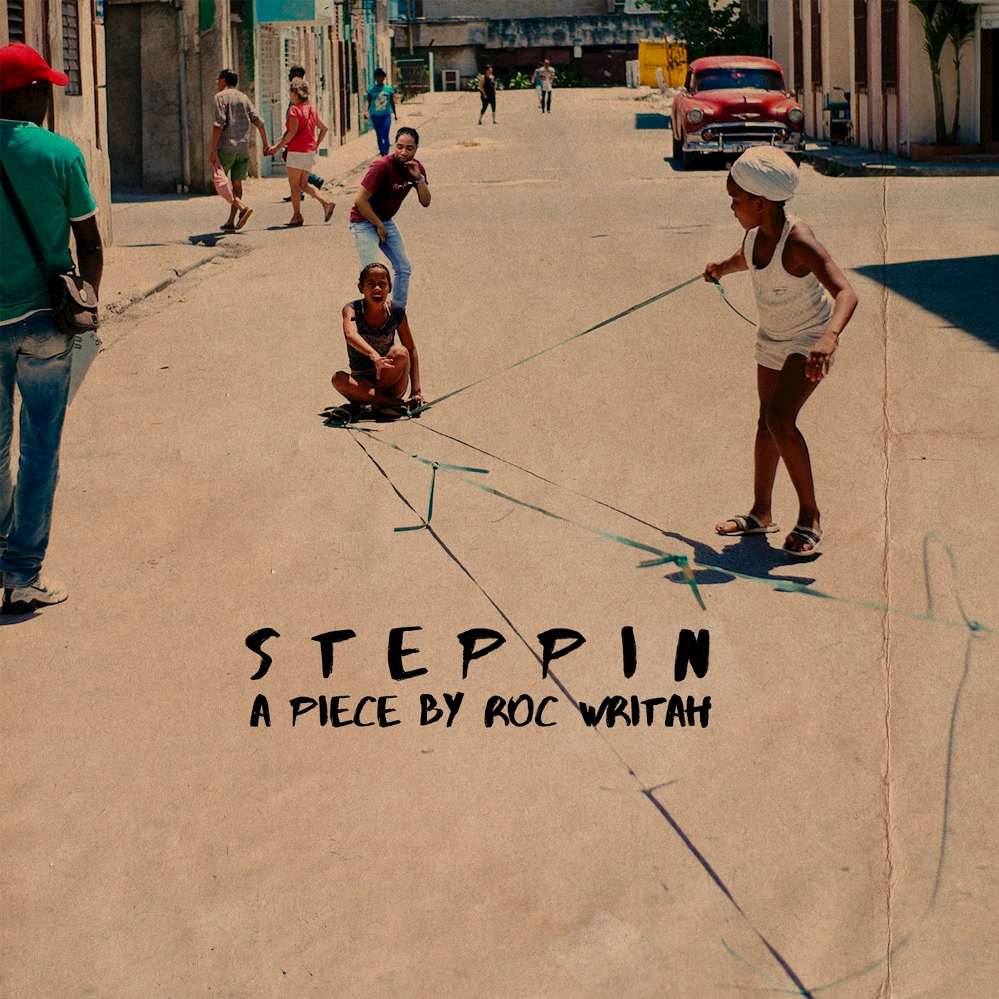"""Steppin"" by Roc Writah"