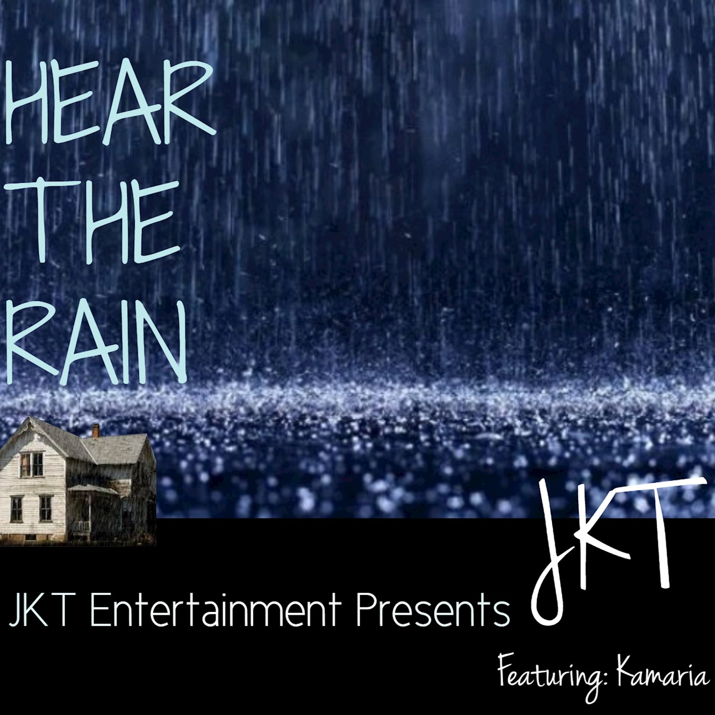 """Hear The Rain"" by JKT Jerm"