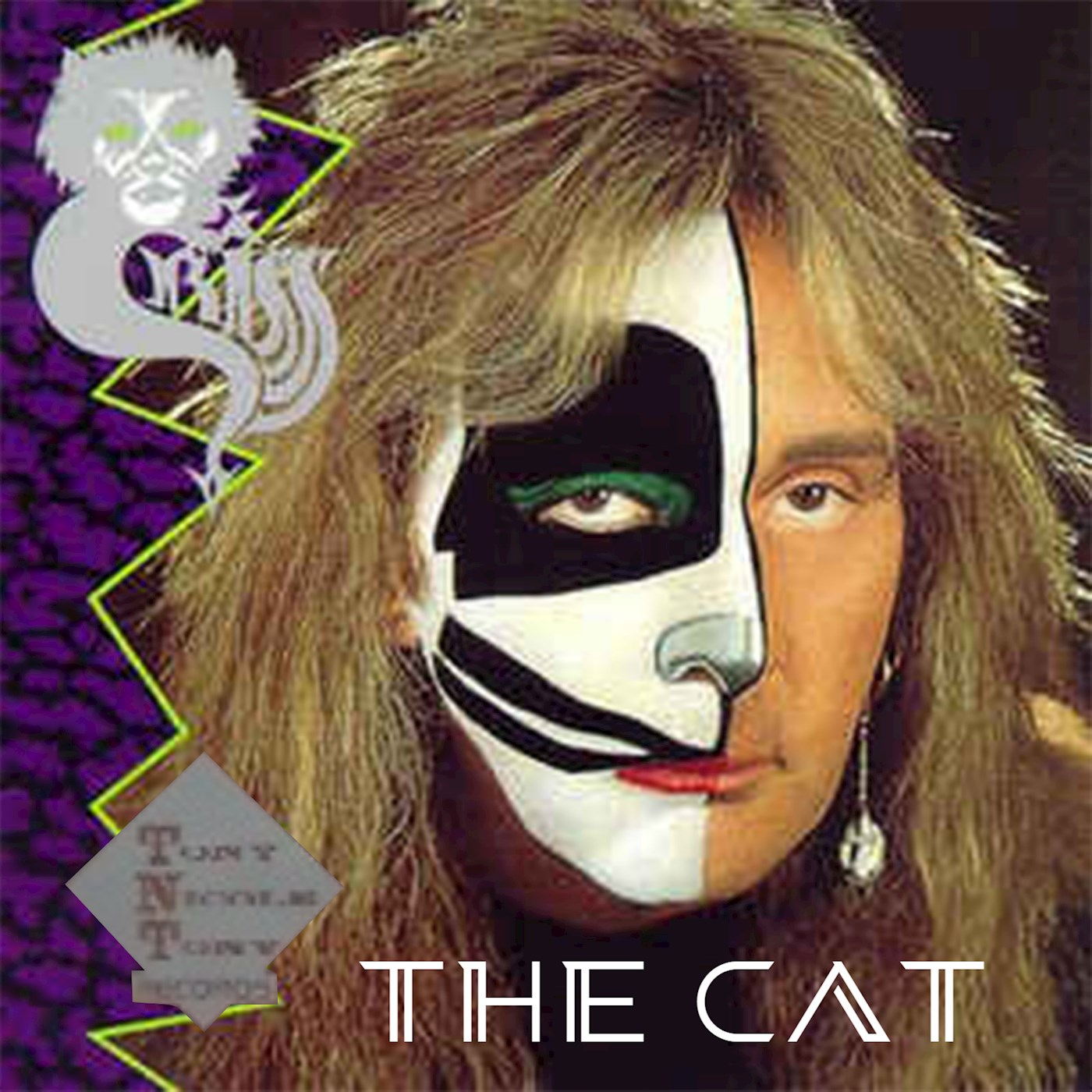 """The Cat"" by Peter Criss"