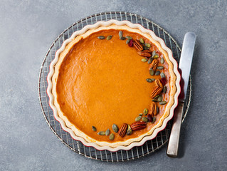 Planning ahead for Thanksgiving? Start with the pie!