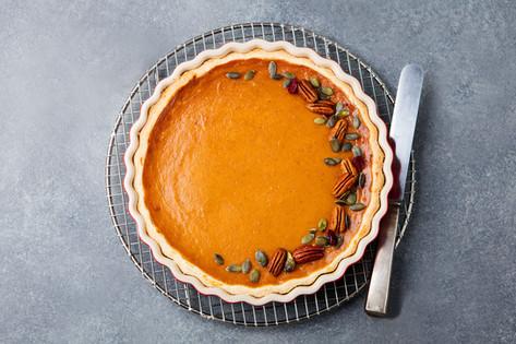 Cannabis Pumpkin Pie: Remedy for Holiday Stress