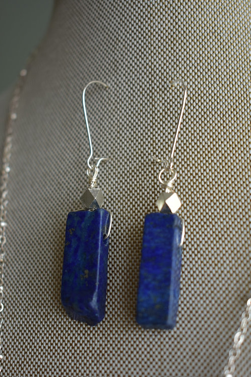 blue lapis keys