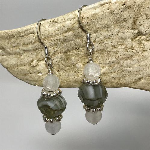 zebra glass & quartz
