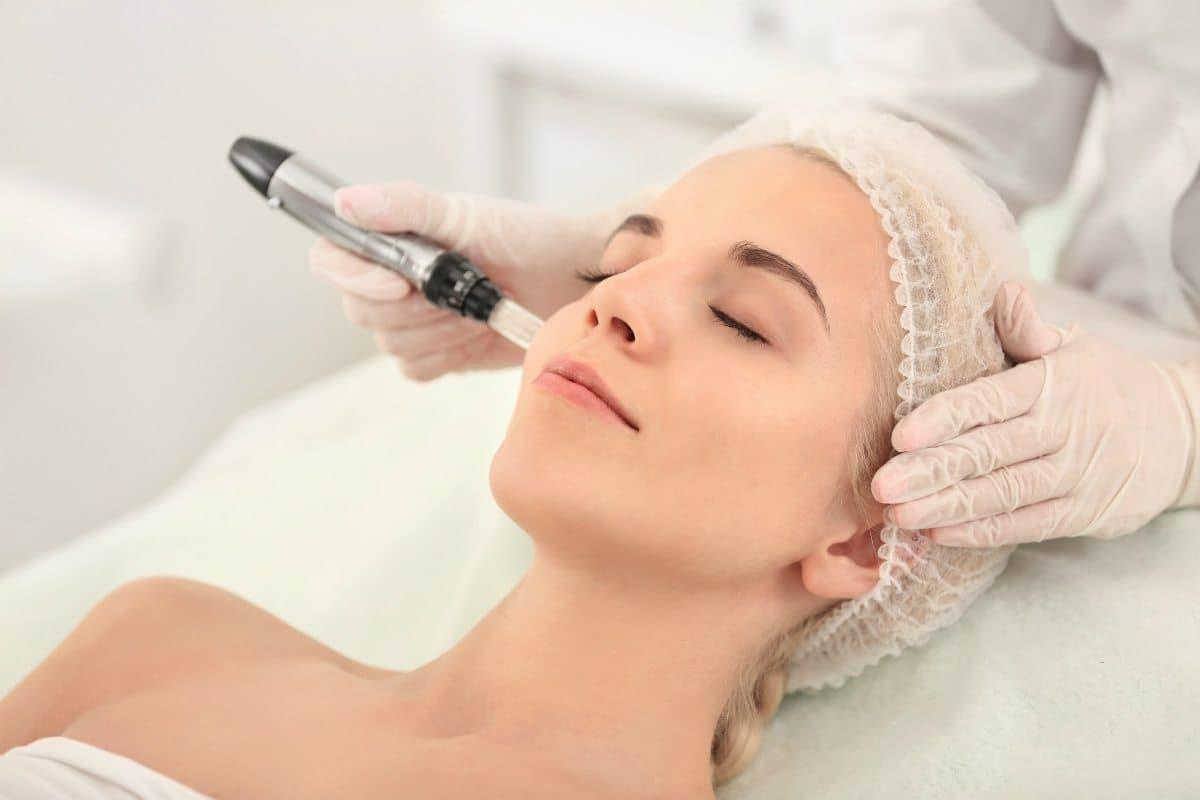 Stem Cell Facial (Nanoneedling)