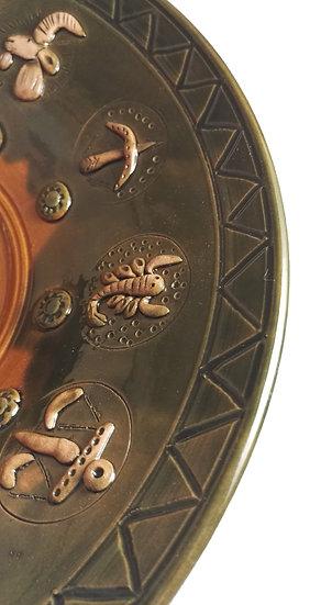 Horoszkópos tál