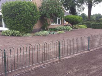 Nieuwe Aanleg tuin