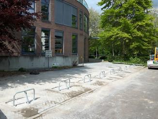 Nieuwe Parking Topicus