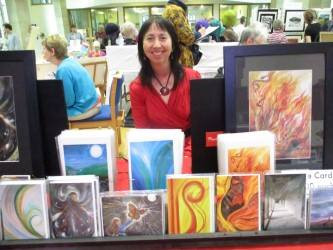 Panni Loh's prints and cards sale