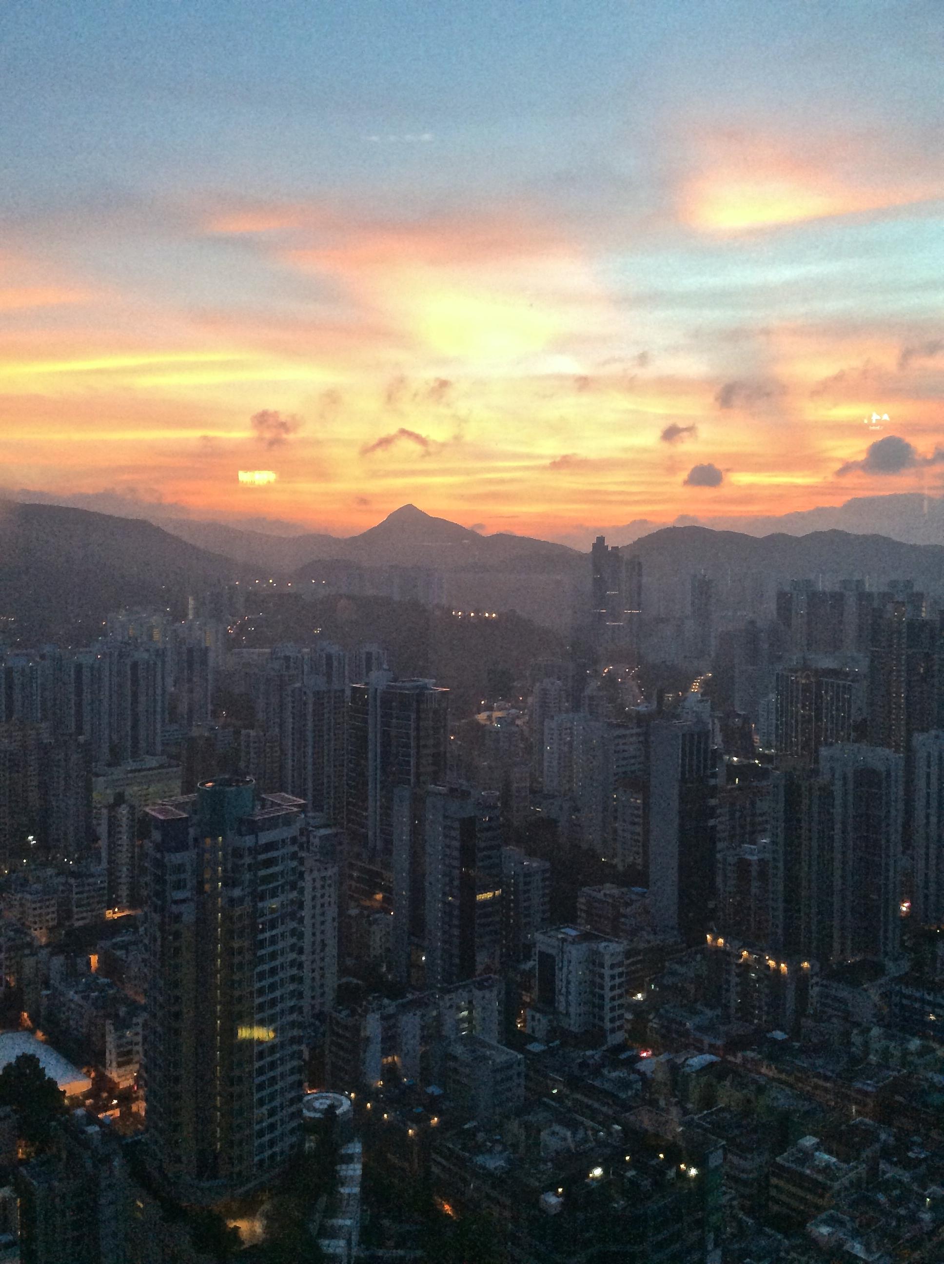 Goodnight Hong Kong
