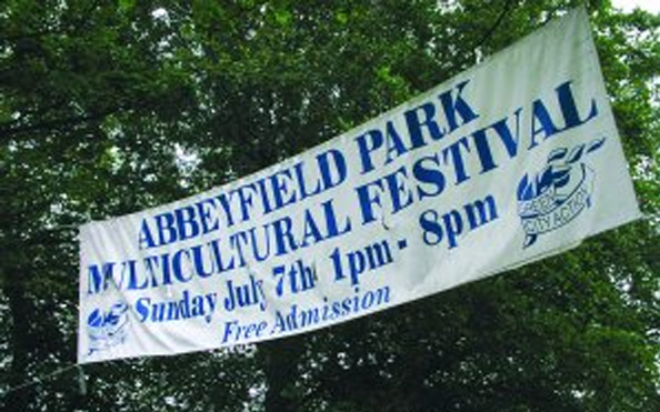 Abbeyfield Park Multicultural Festiv